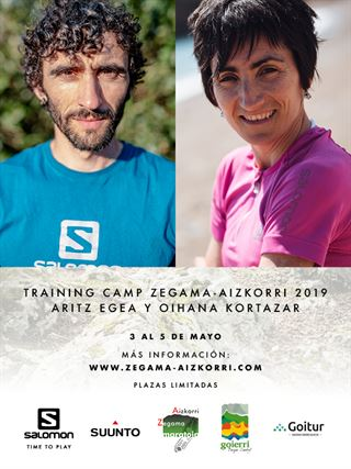TRAINING CAMP ZEGAMA-AIZKORRI 2019