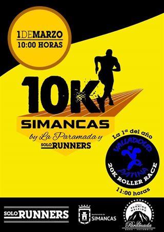 10 y 5 Km Villa de Simancas 2020