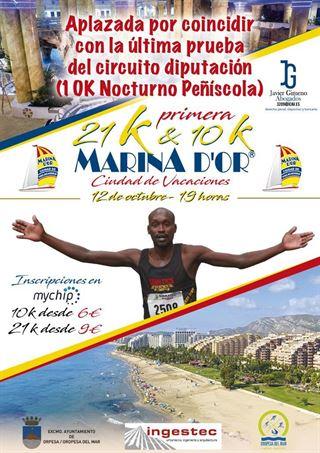 10k & 21k internacional Marina D'Or, Ciudad de Vacaciones