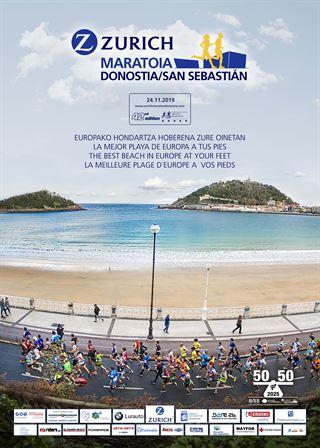 Zurich Maraton Donostia/San Sebastián