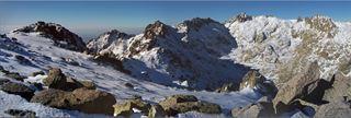 Curso de montañismo con vivac. Gredos Forma