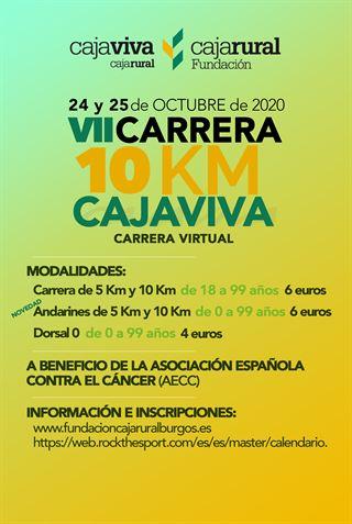 10km y 5km Cajaviva