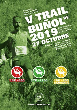 V Trail de Buñol