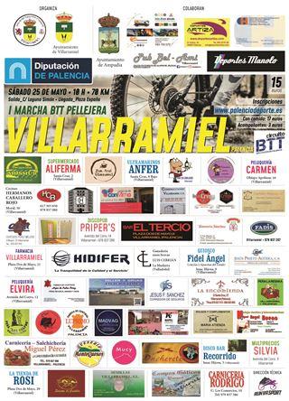"II Circuito Provincial de BTT ""Villarramiel"" BTT Pellejera"