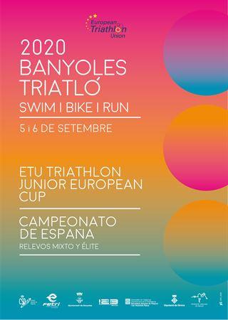 [APLAZADO] Campeonato de España de Triatlón por Relevos Mixtos - A Coruña