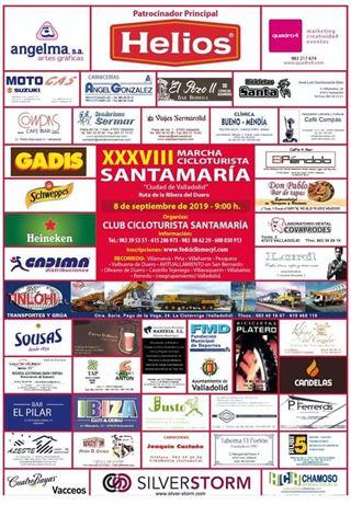 XXXVIII Marcha Cicloturista Santamaría