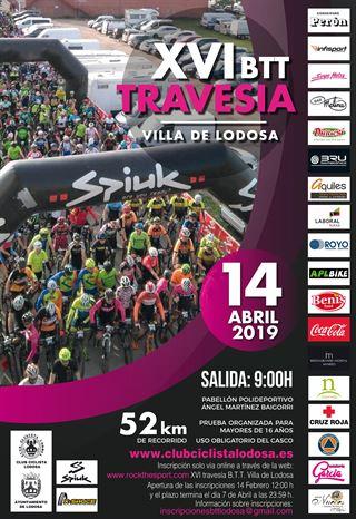 XVI TRAVESIA BTT VILLA DE LODOSA-2019