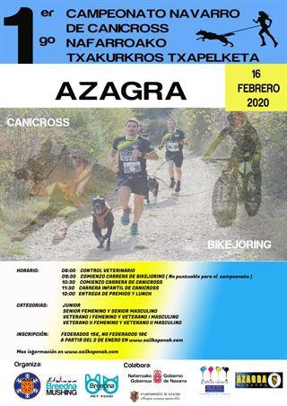 CAMPEONATO NAVARRO DE CANICROS AZAGRA
