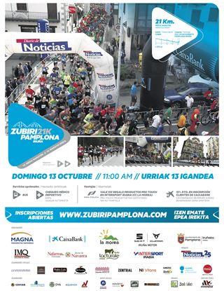 Zubiri - Pamplona 2019