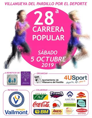 28ª CARRERA POPULAR DE SAN LUCAS