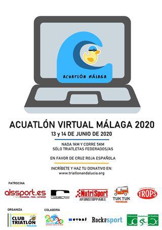 ACUATLÓN VIRTUAL MÁLAGA 2020