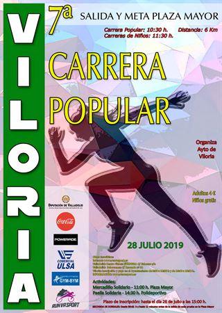 7ª Carrera Popular Viloria