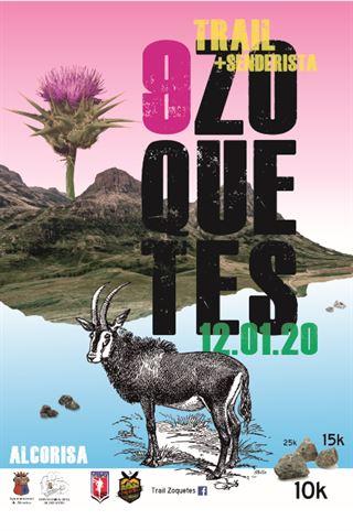 IX TRAIL LOS ZOQUETES