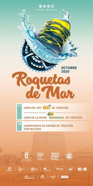 Copa del Rey Go Fit de Triatlón y Copa de la Reina Iberdrola de Triatlón - Roquetas de Mar