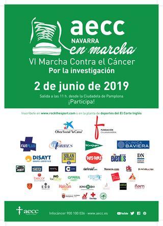VI Marcha Navarra Contra el Cáncer