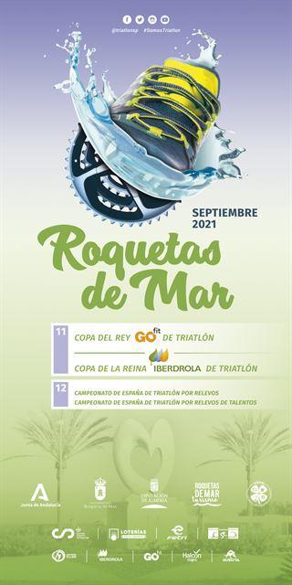 Campeonato de España de Triatlón por Relevos - Roquetas