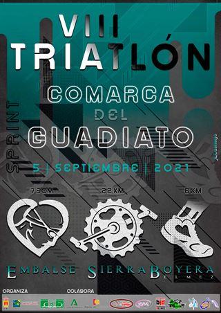 VIII TRIATLÓN COMARCA DEL GUADIATO