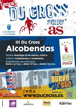 III DU CROSS Alcobendas
