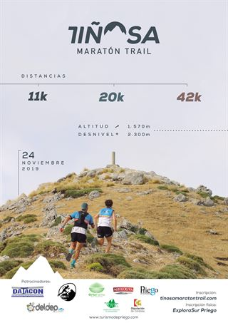 TIÑOSA Maratón Trail