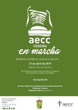 AECC En Marcha - Cedeira