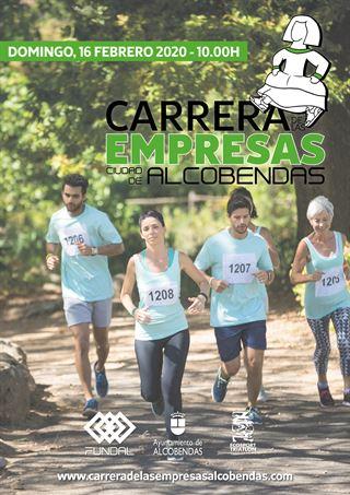 II Carrera de las empresas Ciudad Alcobendas