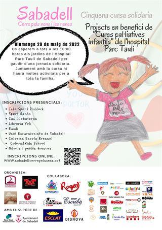 V Sabadell corre pels Nens