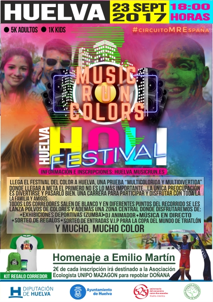 Music Run Colors Huelva 17