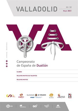 Campeonato de España de Duatlón por Relevos Mixtos - Valladolid