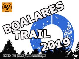 V Boalares Trail Ejea de los Caballeros