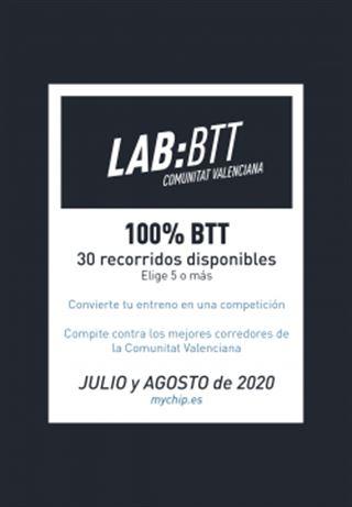 LAB:BTT, COMUNIDAD VALENCIANA