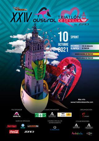 XXIV TRIATLÓN DE SEVILLA (Campeonato de Andalucía de Triatlón Olímpico)