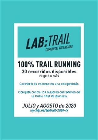 LAB:TRAIL, COMUNIDAD VALENCIANA