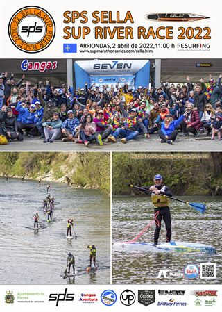 SPS SELLA RIVER STAND UP PADDLE RACE 2020