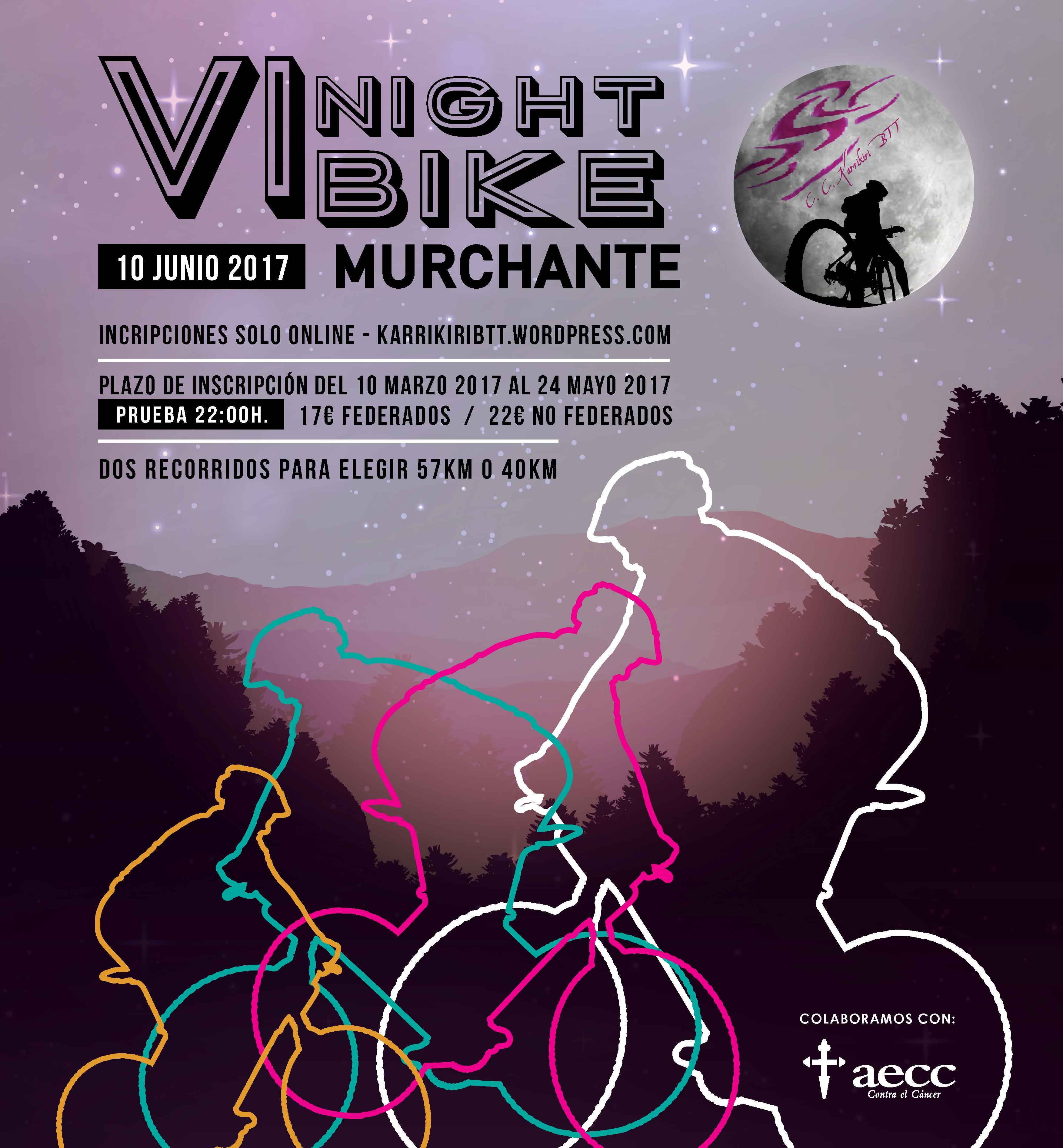 VI Night & Bike 2017