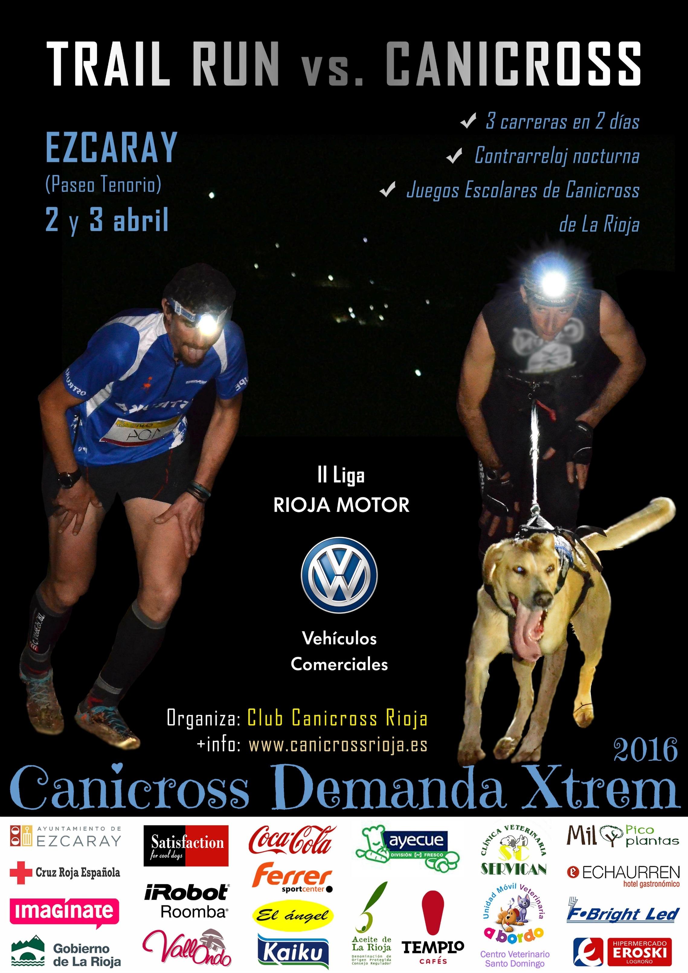 club canicross 94