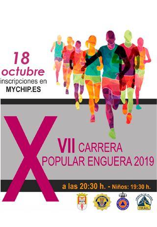 XVII Carrera popular Enguera