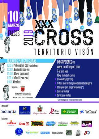 CROSS TERRITORIO VISON FALCES