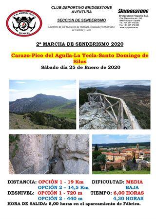 Carazo - La Yecla - Santo Domingo de Silos