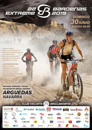 Extreme Bardenas 2019