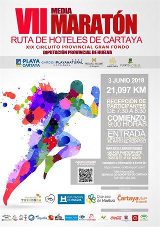 VII MEDIA MARATON RUTA DE HOTELES DE CARTAYA