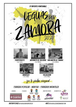 "3ª Legua ""San Martín de Tabara"" II Circuito Provincial Leguas Zamora"