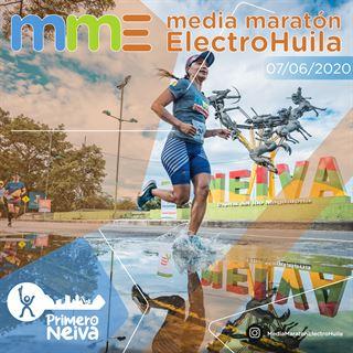 Media Maratón ElectroHuila - Primero Neiva