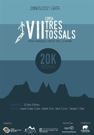 VII tres Tossals, CTM 2022