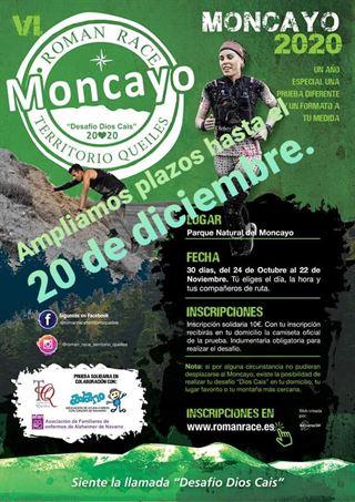 VI ROMAN RACE TERRITORIO QUEILES MONCAYO 2020