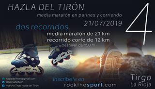 IV MEDIA MARATÓN HAZLA DEL TIRÓN