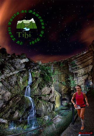 4t Trail Volta al Pantà de Tibi, III Circuit Vall del Joguet