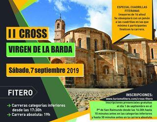 II CROSS VIRGEN DE LA BARDA DE FITERO