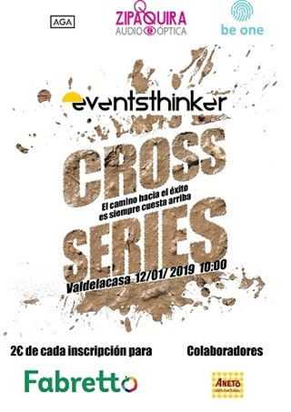 Eventsthinker Cross Series 2018-2019 | Valdelacasa