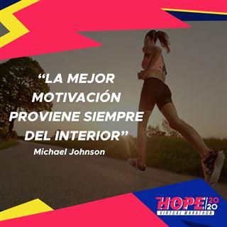 Hope Virtual Marathon