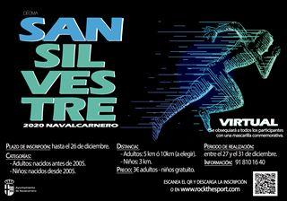 X San Silvestre Virtual Navalcarnero